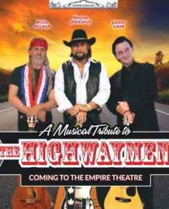 The Highwayman Tribute Band