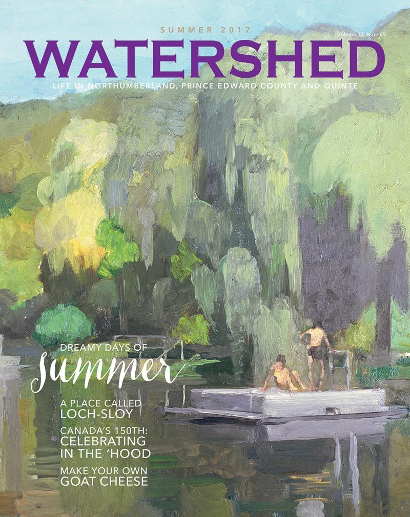 Spring 2017 Magazine Cover