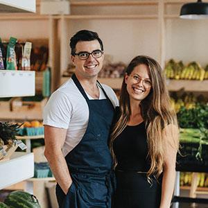 Matt and Sara Market & Smor