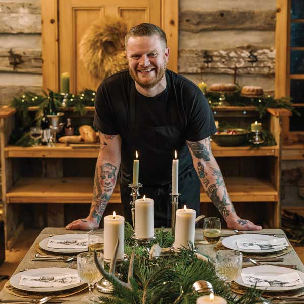 Christmas Traditions with Matt DeMille