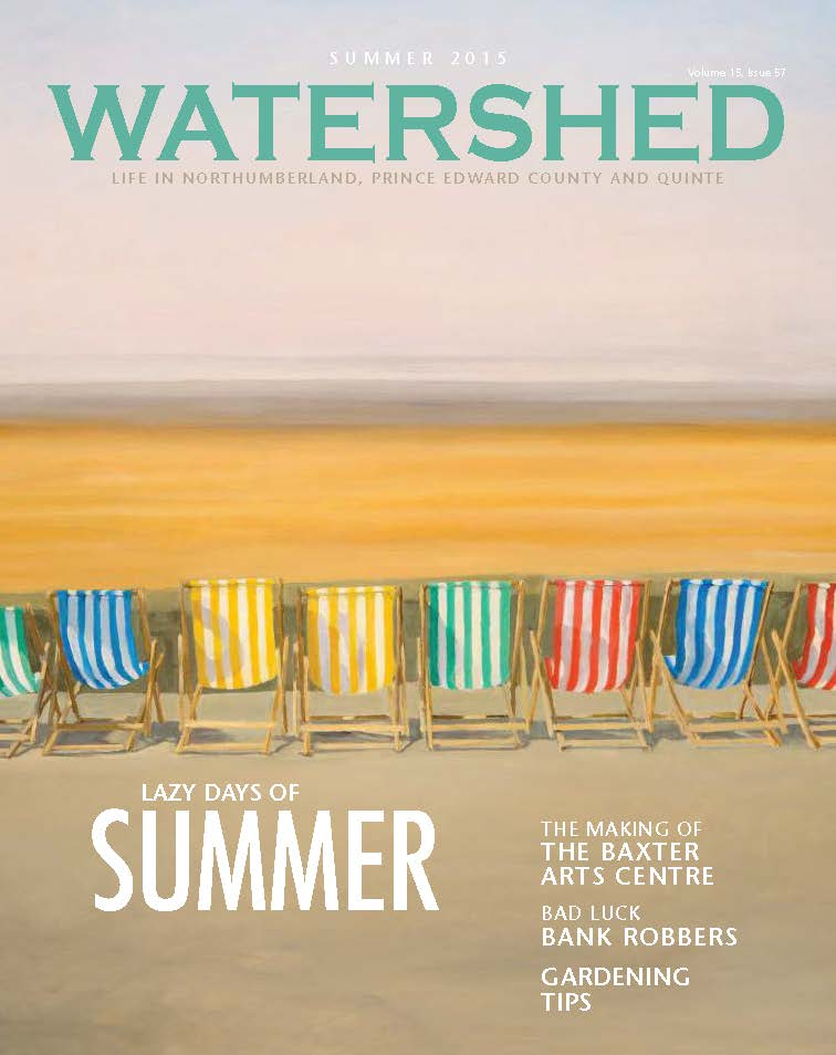 Watershed Magazine Summer 2015 cover